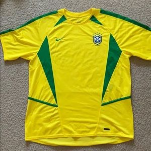 Nike Brazil Soccer Shirt M🇧🇷